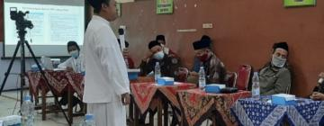 Nusron Wahid Sosialisasikan 4 Pilar Kebangsaan Bersama Yayasan Al-Ihsan Jepara